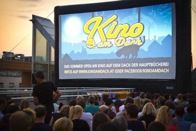 Tickets fürs Kino am Dach zu gewinnen