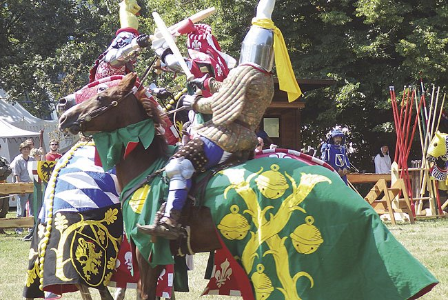 Beim Mittelalterfest im HGM Wien wird ein vielseitiges Spektakel erwartet