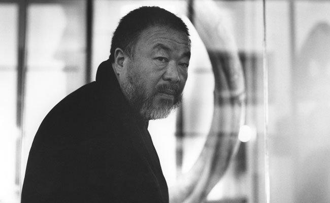 "Ai Weiweis ""Zodiac Heads"" sind im Garten des Oberen Belvedere zu sehen."