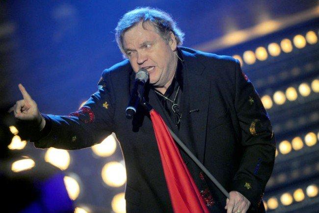 Musiker Meat Loaf brach auf der Bühne plötzlich zusammen.