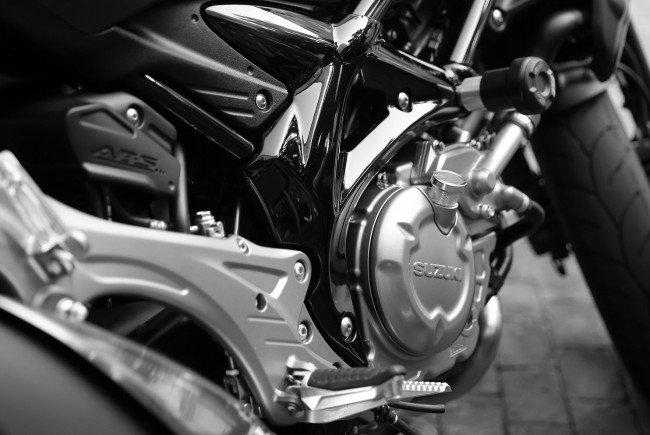 E-Mobility auch für Motorräder.