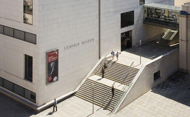 """Im Leopold Museum findet 2017 zum ersten Mal die Messe """"Art Vienna"""" statt."""