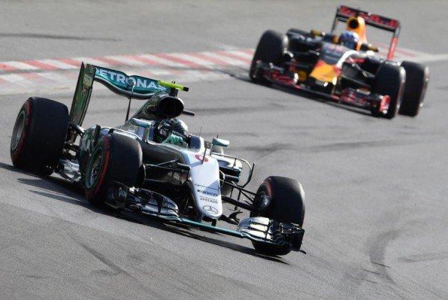 Rosberg baut Führung in der Gesamtwertung aus