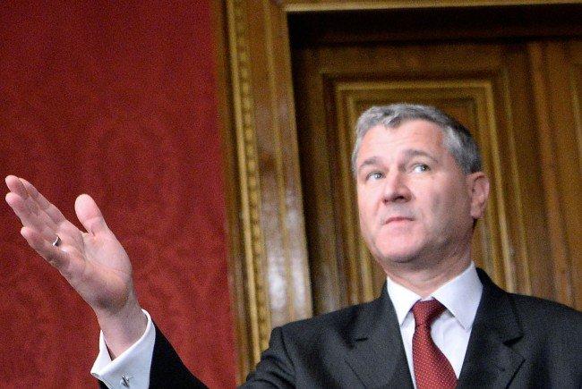 Georg Niedermühlbichler wechselt in die SPÖ-Bundespartei.
