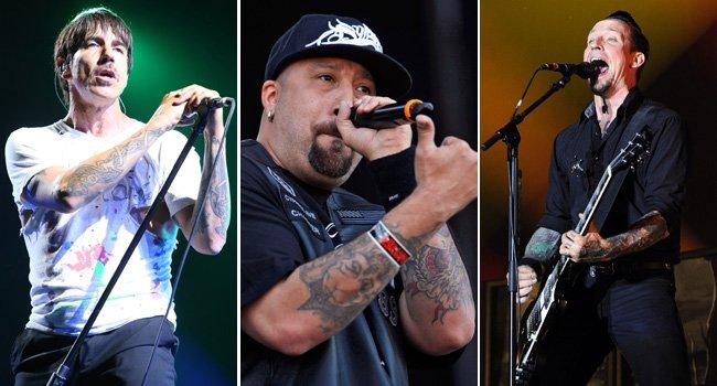 Das ist das Line Up am Nova Rock Festival 2016.
