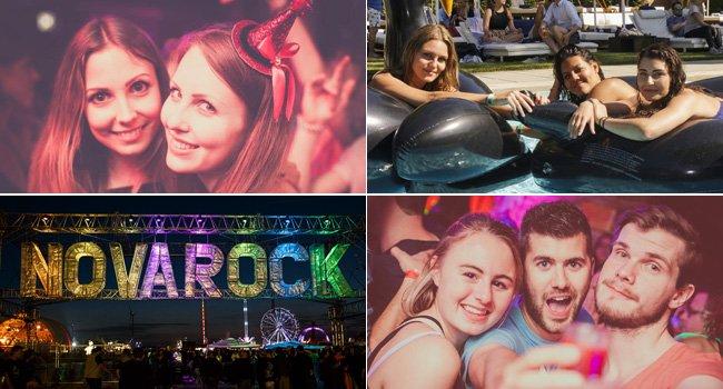 Die besten partyfotos vom vergangenen Wochenende.