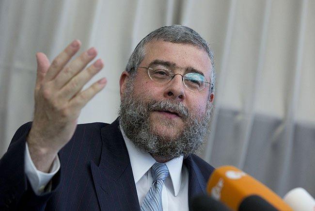 Pinchas Goldschmidt äußerte sich über jüdische Hofer-Wähler