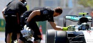 Pole für Rosberg bei GP-Premiere in Baku – Hamilton patzte