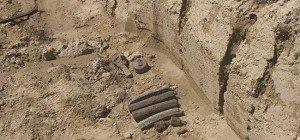 Sprengmittel aus dem Zweiten Weltkrieg in Wien-Favoriten gefunden