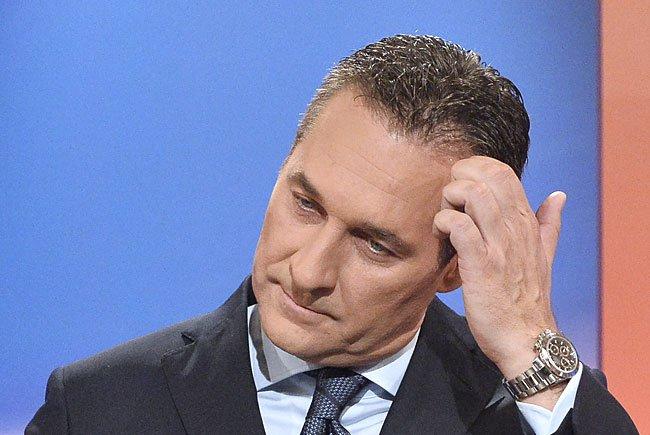 FPÖ-Obmann Heinz-Christian Strache reichte die Anfechtung der BP-Wahl beim VfGH ein