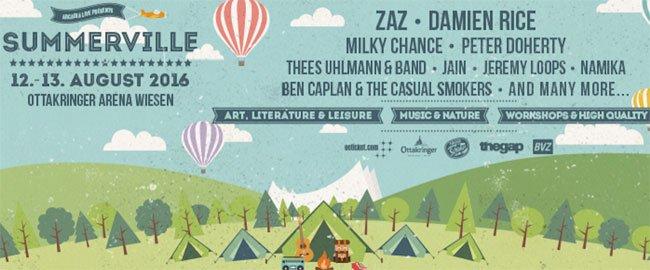 Das neue Summerville Festival in Wiesen.
