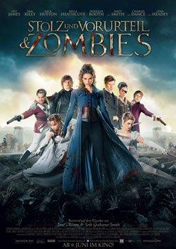 Stolz und Vorurteil & Zombies – Trailer und Kritik zum Film