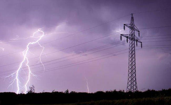 Schweres Unwetter in der Nacht auf Sonntag in Österreich.