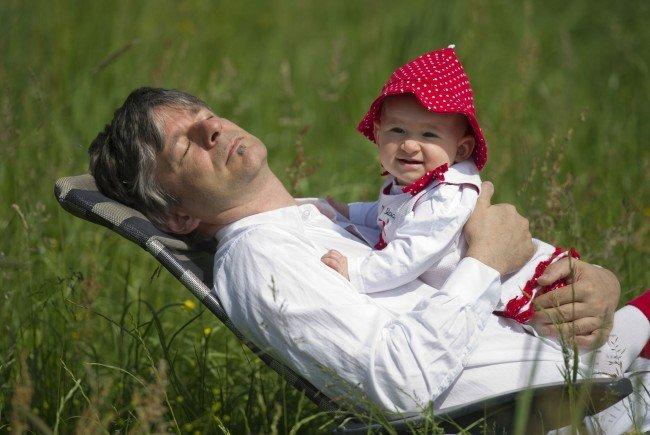 Der Vatertag ist den Österreichern weniger wichtig als der Muttertag.