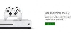 Erste Bilder von Microsofts neuer Xbox One S aufgetaucht