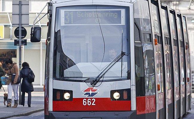 In einer Straßenbahn der Linie 31 kam es zu der Belästigung