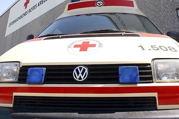Ein 83-Jähriger wurde bei einem Verkehrsunfall schwer verletzt