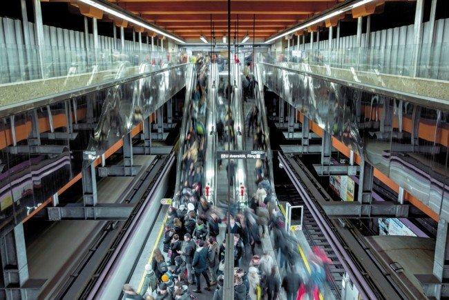 Der Ferienfahrplan tritt in Wien am 4. Juli 2016 in Kraft.