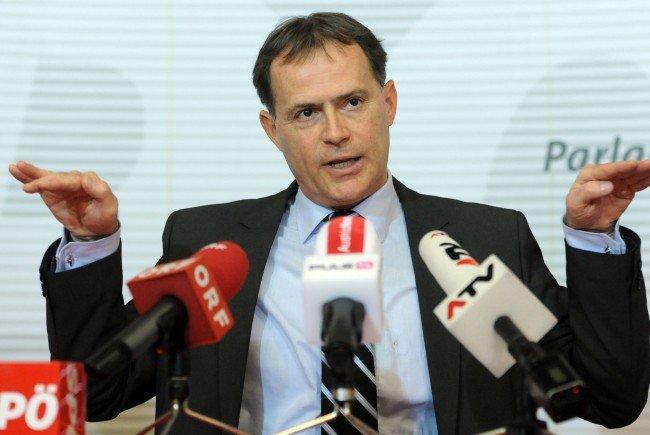 """SPÖ-Justizsprecher Hannes Jarolim fordert eine """"Dissenting Opinion"""" beim Verfassungsgerichtshof"""