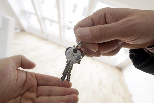 Die Preise für Wohnungen in Wien steigen langsamer an.