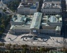 Parlamentsumbau: Grabungen für Ausweichquartiere am Heldenplatz haben begonnen