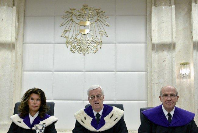 Der Verfassungsgerichtshof hob die Stichwahl auf.