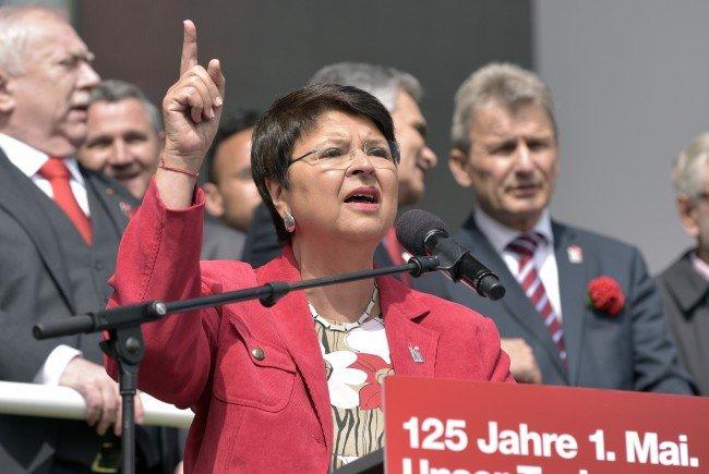 Sieg vor Gericht für Renate Brauner.