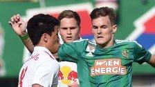 Offiziell: Stefan Stangl verlässt Rapid Wien