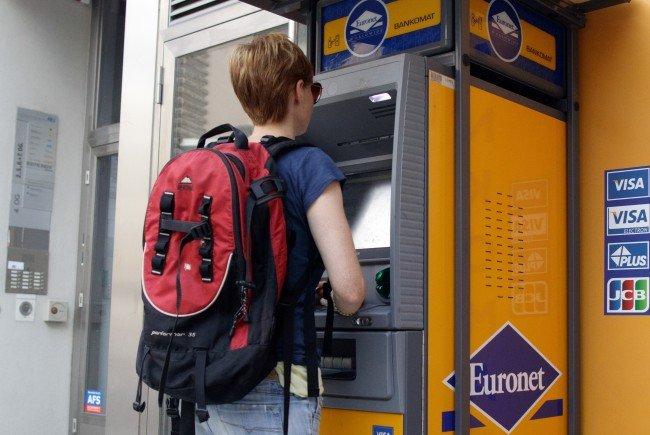 Die Bankomatgebühren sind nach wie vor ein heißes Thema.