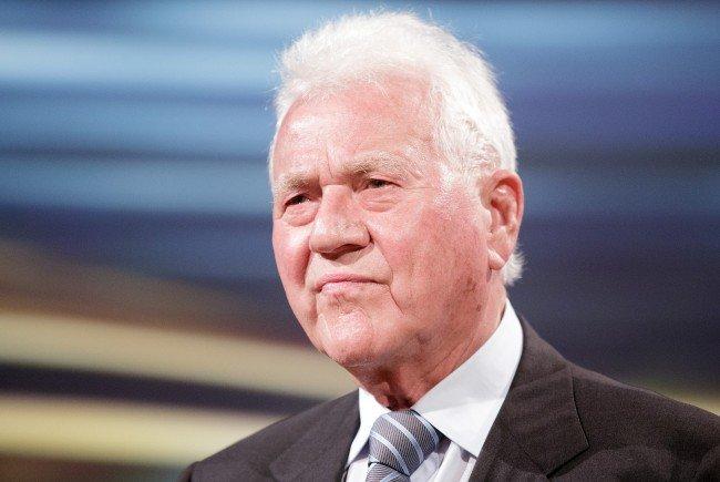 Frank Stronach war der erste Gast bei den ORF-Sommergesprächen