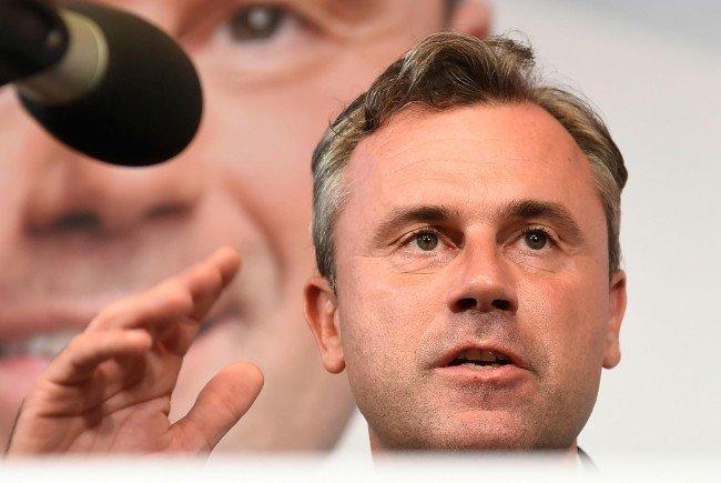 FPÖ-Präsidentschaftskandidat Norbert Hofer über Referendum, Brexit und den anstehenden Wahlkampf.