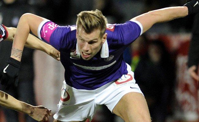 Alexander Grünwald startet mit der Austria in die Qualifikation für die Europa League.