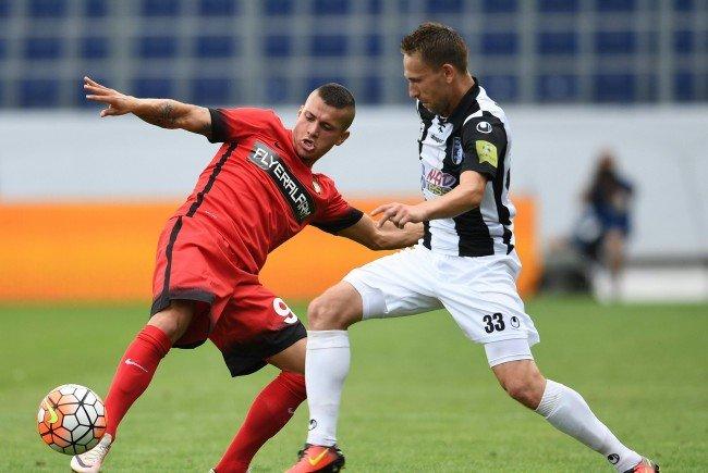 Admira hat die nächste Europa-League-Quali-Runde im Visier