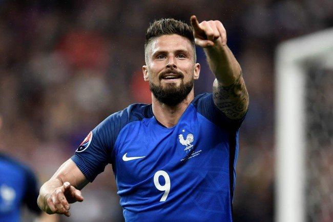Frankreich feiert einen Kantersieg über Island im EM-Viertelfinale.