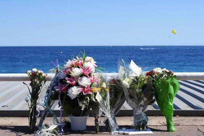 Der Anschlag fand auf der Strandpromenade Nizzas statt.