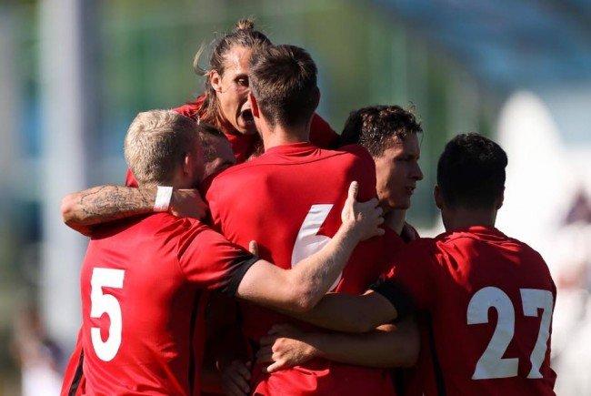 Admira schafft Europa-League-Aufstieg gegen Spartak Myjava