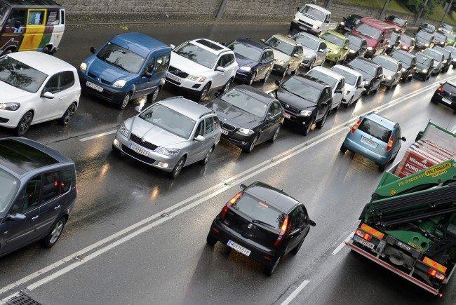 21 neue Baustellen werden in Wien zu Verkehrsbehinderungen führen