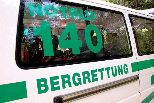 Die Bergrettung Wien/NÖ warnt vor Trickbetrügern