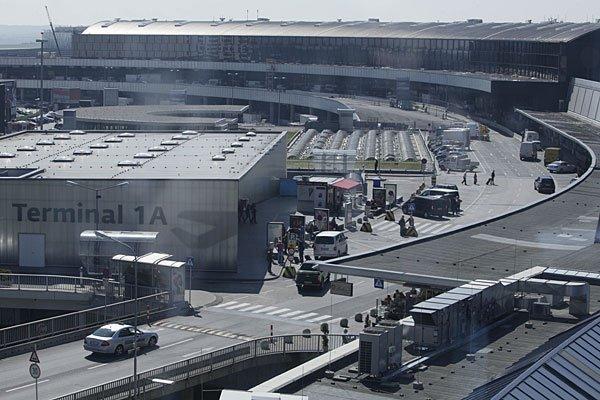 Auch die Abläufe am Wiener Flughafen wurden von den Unwettern beeinträchtigt