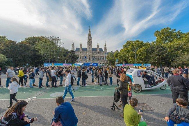 Im September 2016 öffnet die Game City im Wiener Rathaus wiede ihre Pforten