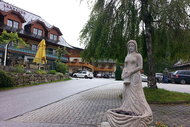 Entschleunigung leicht gemacht: Das Hotel Vitaler Landauerhof bietet alles, was dafür nötig ist