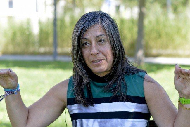 Maria Vassilakou stellt ihre und die Haltung der Grünen gegen den Lobautunnel klar