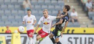 Red Bull Salzburg kassierte Auswärtsniederlage gegen Sturm Graz