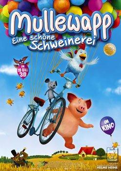 Mullewapp – Eine schöne Schweinerei – Trailer und Kritik zum Film