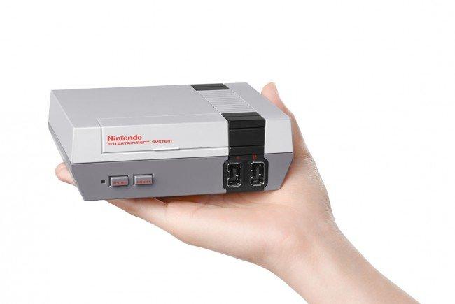 """Aus alt mach neu: Nintendo bringt mit dem """"Nintendo Classic Mini"""" seinen Kassenschlager aus den 80er zurück auf den Markt"""