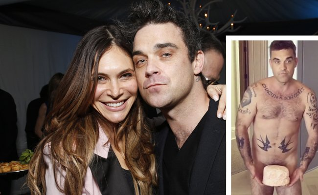 Robbie Williams und Ayda Field sind seit 2010 verheiratet.