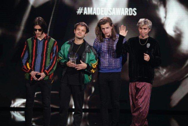 Die Amadeus Awards werden 2017 vom ORF übertragen.