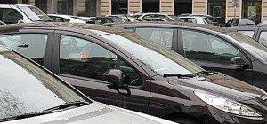 Betrunkener Autoeinbrecher in Wien-Leopoldstadt festgenommen
