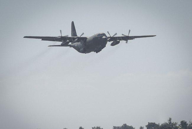 Hercules-Abschiebungsflug: Elf Asylwerber wurden nach Bulgarien gebracht
