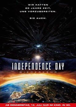 Independence Day: Wiederkehr – Trailer und Kritik zum Film
